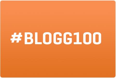 Blogg100 - Twitter