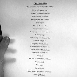 A poem by Jason Nichols