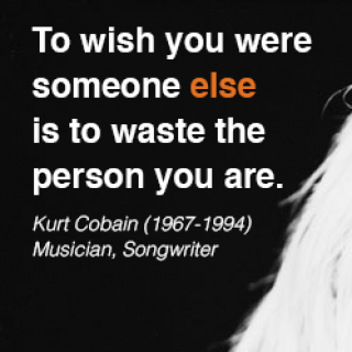 quote kurt cobain