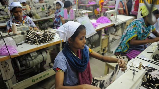 Textilarbetare